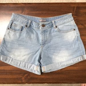 New York & Co. Jean Shorts